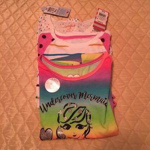 NWT size 6 girls shirt bundle